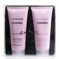 Набор Chanel Chance Tendre Body Moisture + Body Cleanse 400ml