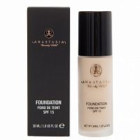 Тональный крем Anastasia Beverly Hills Foundation Fond De Teint SPF 15 30ml