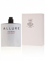 Tester Chanel Allure Homme Sport
