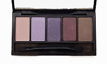 Тени для век Huda Beauty 5-Colors Eye Shadow 15g